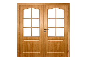 Doors, staircases and panelling